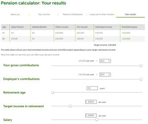 Calculator 34 - Cashflow Cop Police Financial Independence