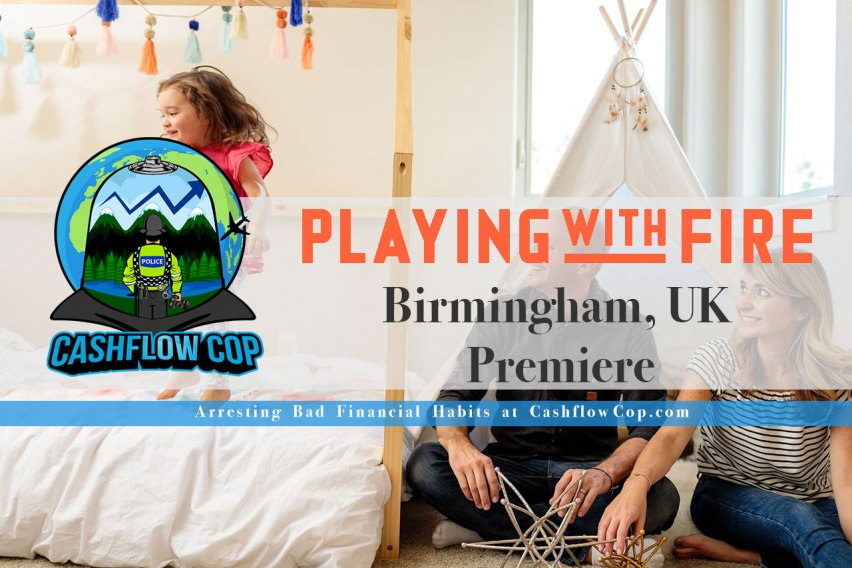 Playing With Fire Documentary: Birmingham Premiere