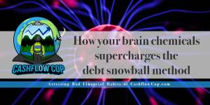 Debt snowball - Cashflow Cop Police Financial Independence