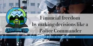 The Police National Decision Model - Cashflow Cop Police Financial Independence