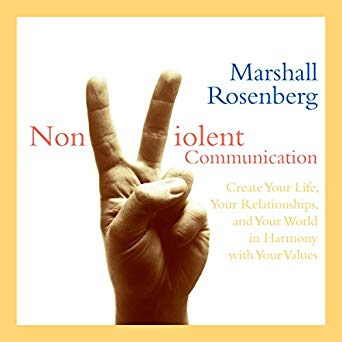 Book - Nonviolent Communication - Cashflow Cop Police Financial Independence