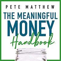 Book - Meaningful Money Handbook - Cashflow Cop Police Financial Independence Blog