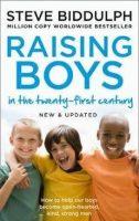Book - Raising Boys - Cashflow Cop Police Financial Independence Blog