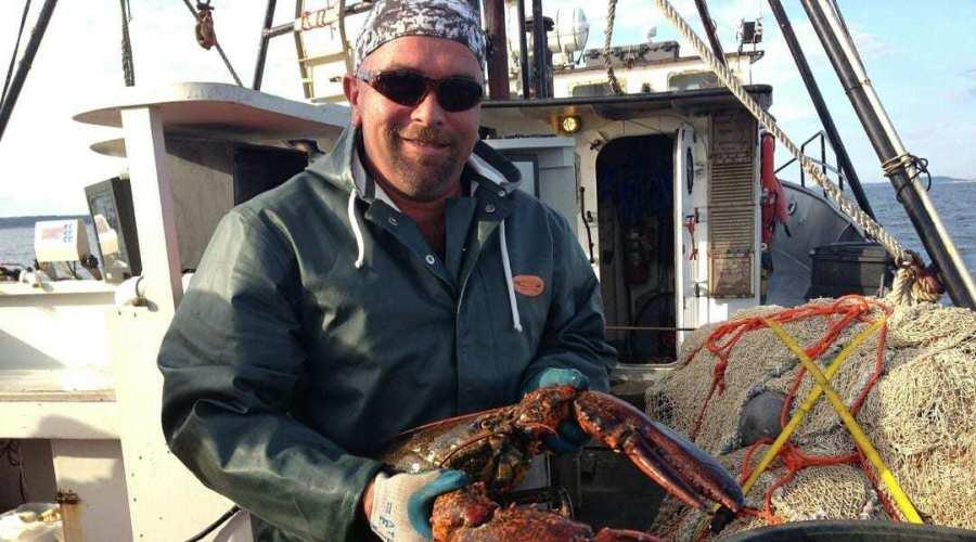 Tyler Sheff Lobster