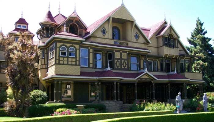 Winchester Mystery Home