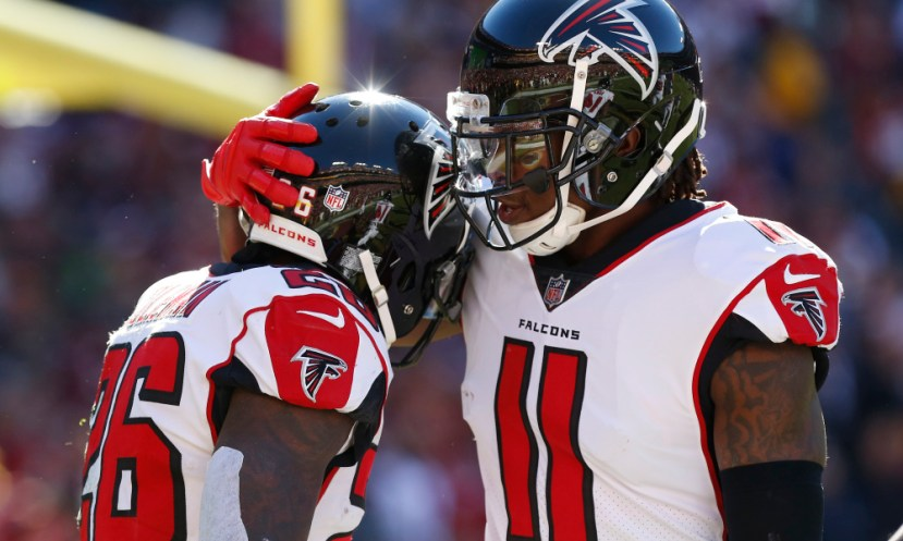 NFL: Atlanta Falcons at Washington Redskins