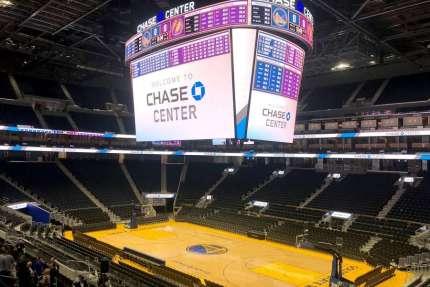 Chase Center 2