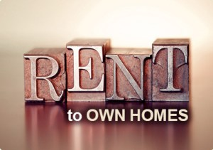 Why you should rent-to-own
