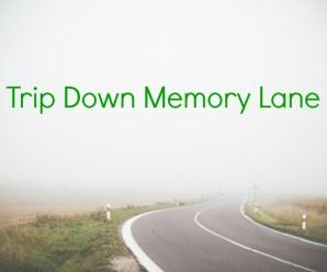 A trip down REI memory lane