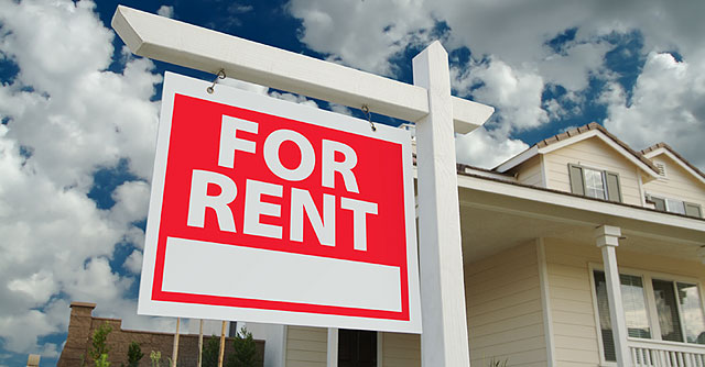 Fighting for rental space