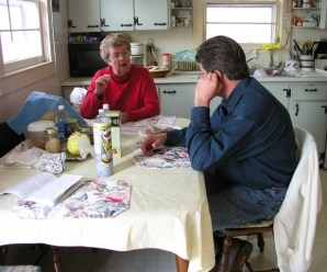Why do an in-home interview?