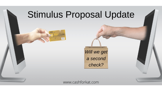 Stimulus Proposal update: Will we get a second check?