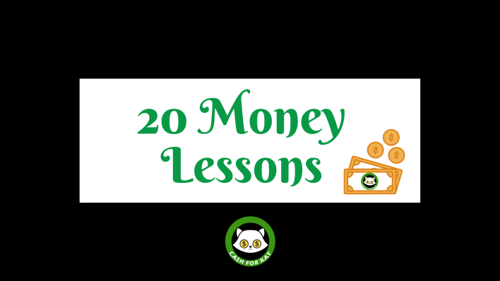 20 Money Lessons