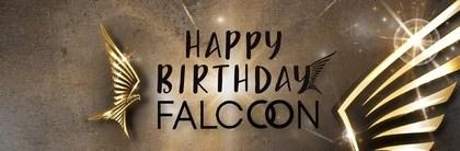 1 Jahr Falcoon