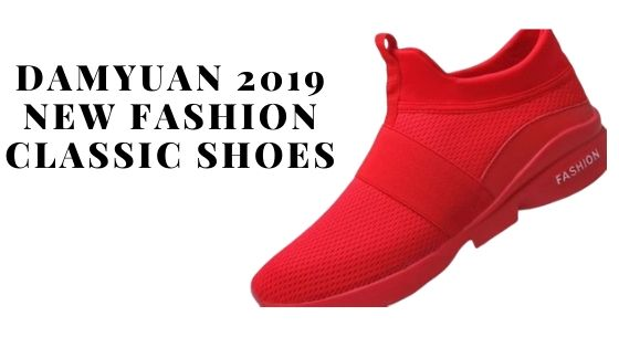 Damyuan 2019 Shoes : Features and Price in Nigeria