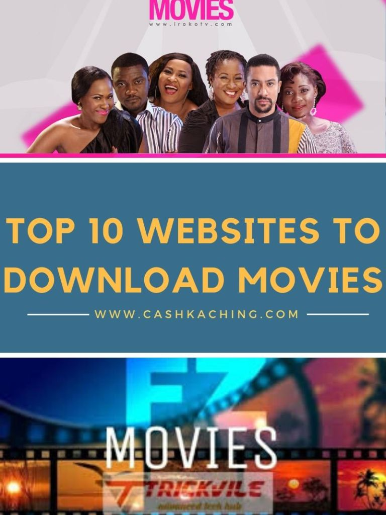 TOP 10 MOVIE DOWNLOAD SITES FOR 2020.