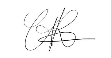 Cashlee signature