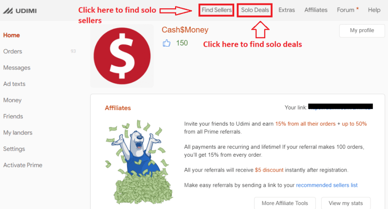 udimi get solo 1024x552 - How to buy Solo Ads from UDIMI