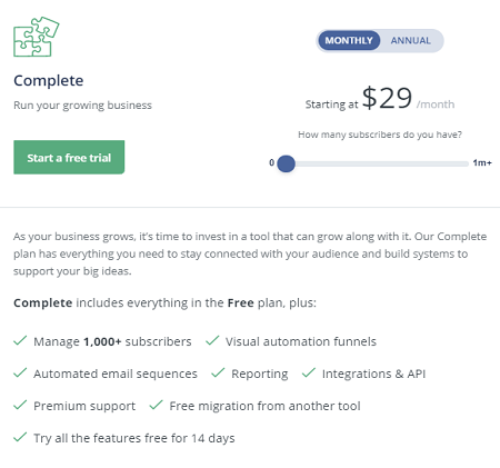 convertkit pricing - 5 Best Email Marketing Software and Email Automation Tools for Sales Promotion