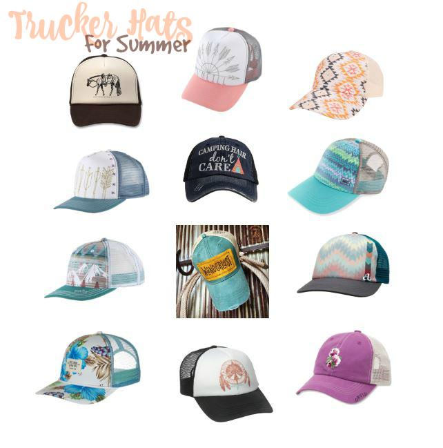 Trucker Hats for Summer - Cashmere   Camo 6fa17d0b2ec