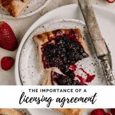 Article on the importance of a licensing agreement