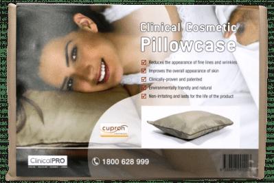 Cupron Clinical Cosmetic Pillowcase