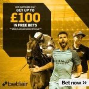 betfair welcome bonus