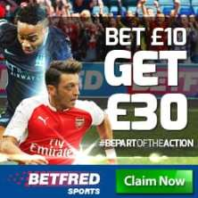 Betfred Cash Out