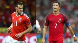 Portugal v Wales Euro 2016