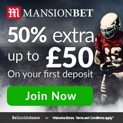 Mansion Bet Cash Out Betting