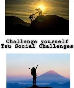 Tsu Social Challenge
