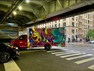 graffiti streetart New York graffitigoneglobal