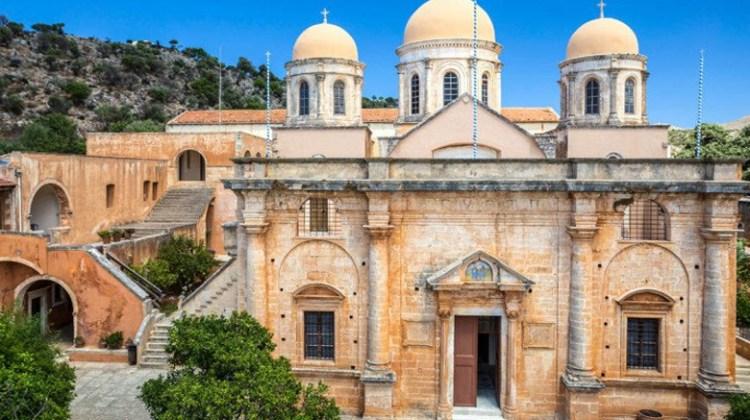 Μονή Τζαγκαρόλων, ένα μοναστήρι με στοιχεία αναγεννησιακής αρχιτεκτονικής