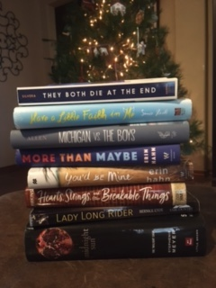 2020: My Year in Books + Book Giveaway!