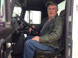 Larry Corn, part-time team member here for 47 years