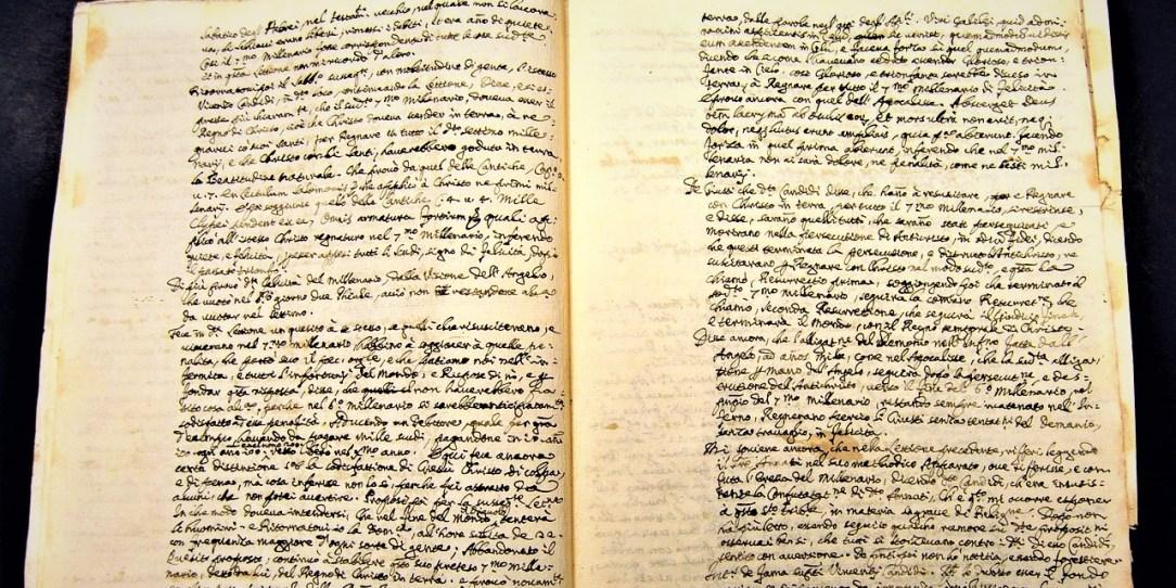 Casi todo escritor conserva el manuscrito de una primera novela fatal_ Casi literal