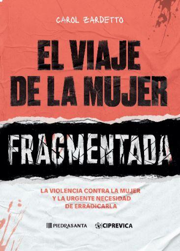 El viaje de la mujer fragmentada, cover