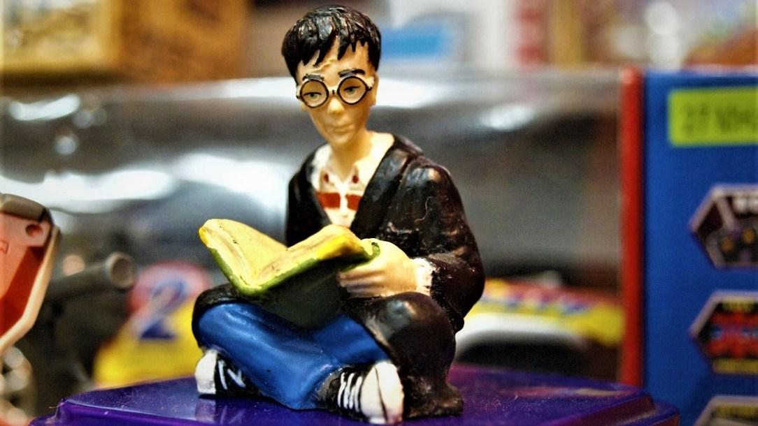 Harry Potter y la guerra de los sexos J. K. Rowling_ Casi literal
