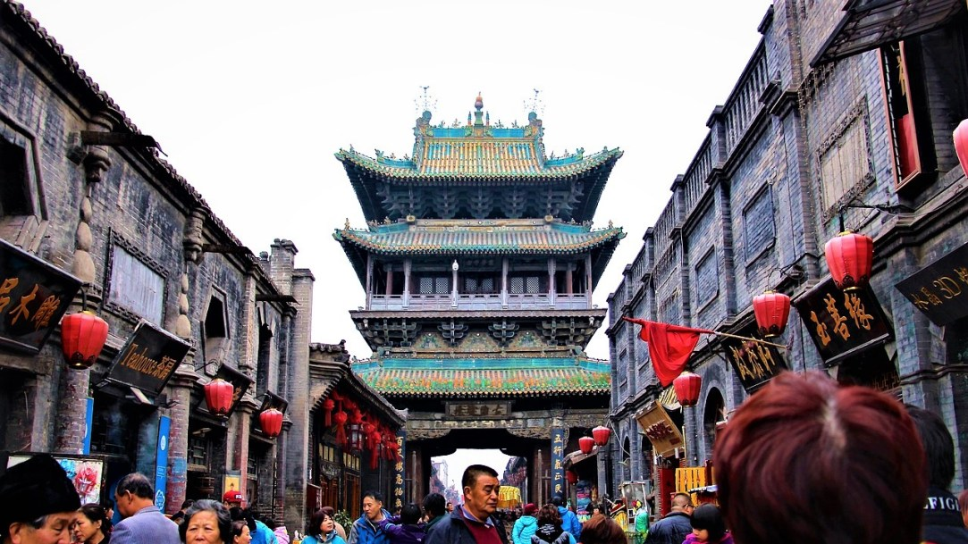 Pequeña crónica de China (IV)_ Casi literal
