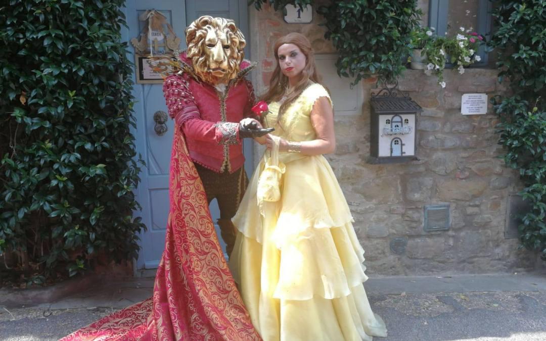 La Casina di Manon: scenografia naturale per tutti i personaggi