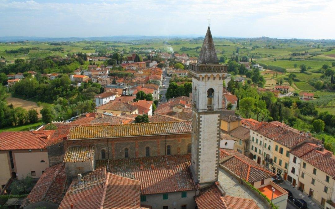 La Chiesa di Santa Croce a Vinci