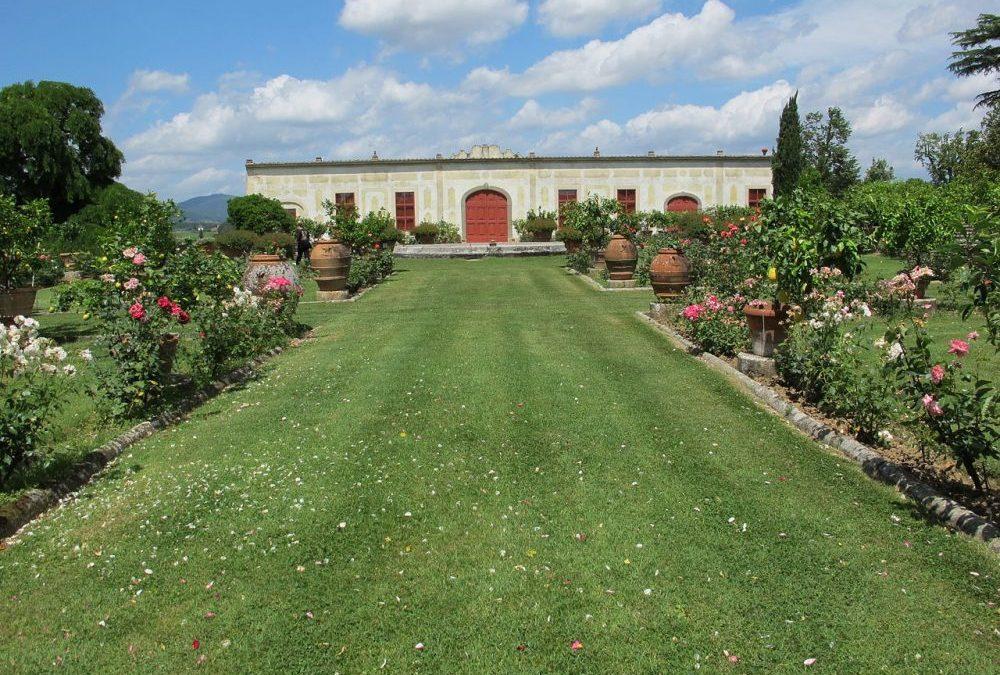 Villa La Magia: una splendida dimora medicea nel cuore della Toscana