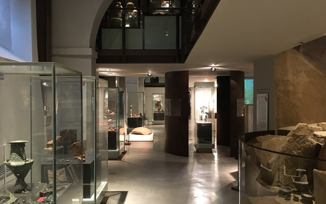 "Il Museo Archeologico ""Francesco Nicosia"""