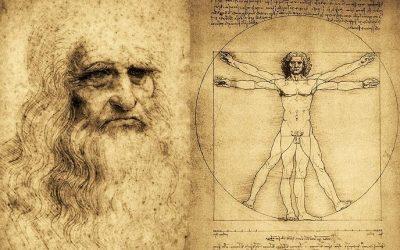 500 anni di Leonardo:  Pannelli interattivi nella Valdinievole