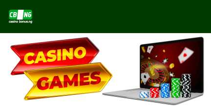 Best Casino Games Nigeria