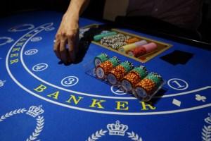 オンラインカジノの敷居は低い