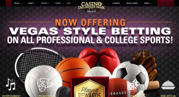 Glücksspiel im Sport – Delaware