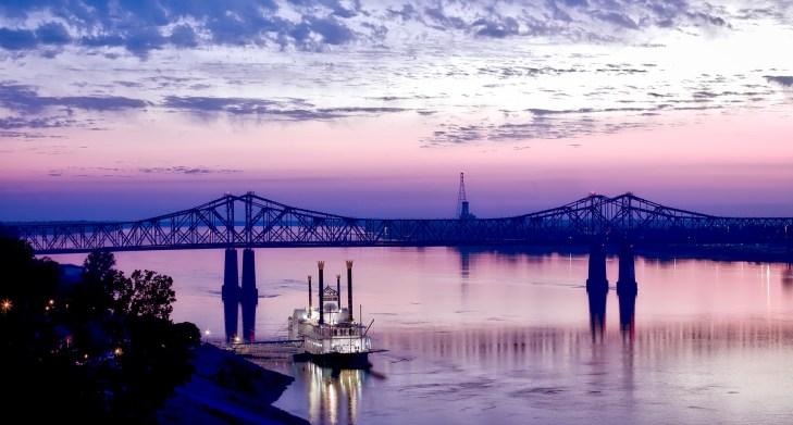 Riverboat Casino in Natchez, Mississippi