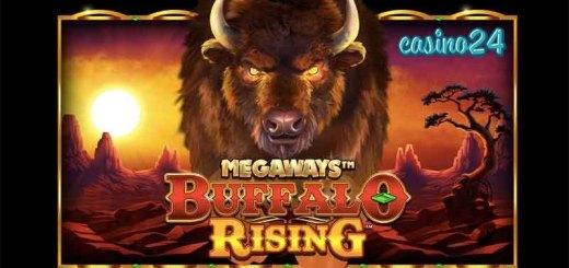 Buffallo Rising Optibet bonuss