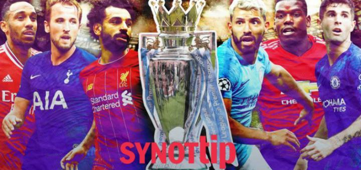 Synottip futbola akcija